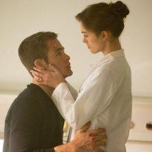Jack Ryan - L'iniziazione: Keira Knightley e Chris Pine in un'immagine romantica
