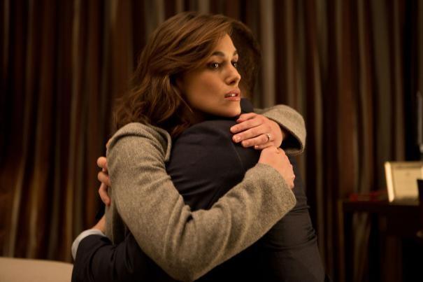 Jack Ryan Shadow Recruit Keira Knightley Abbraccia Chris Pine 296297