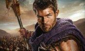 Spartacus: l'ultimo capitolo in esclusiva su Cielo