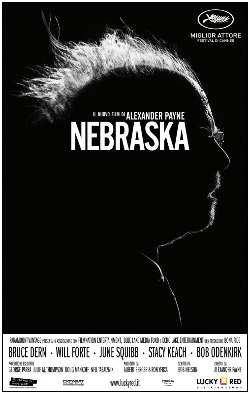 Nebraska La Locandina Italiana Del Film 296282