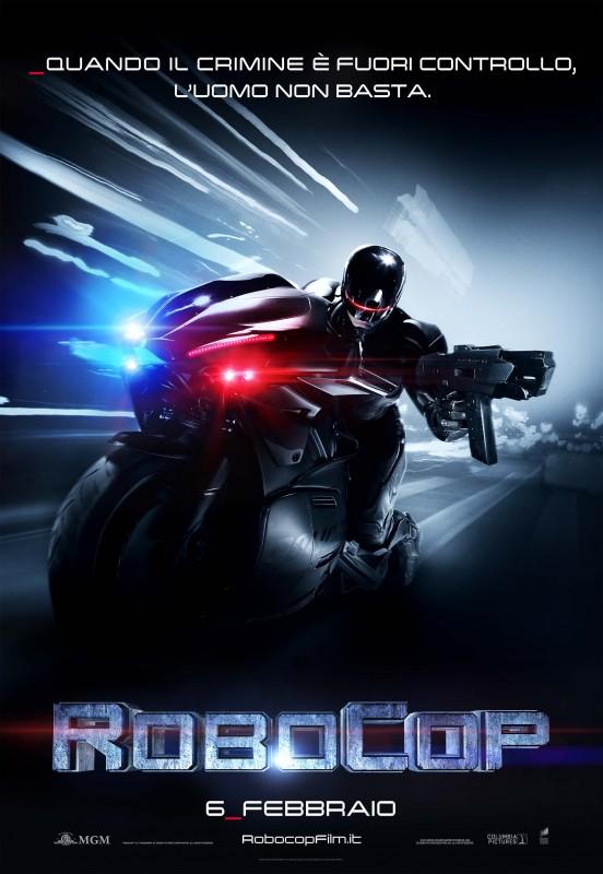 Robocop Il Poster Italiano 296321