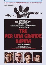Tre Per Una Grande Rapina La Locandina Del Film 296332