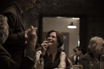 Anita B.: Antonio Cupo con Jane Alexander in una scena