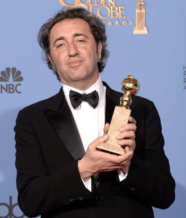 Golden Globe 2014 Paolo Sorrentino Premiato Per La Grande Bellezza 296356