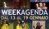 Week-agenda: Frankenstein, Carrie e le streghe di Coven