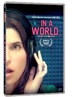 La Copertina Di In A World Ascolta La Mia Voce Dvd 296474