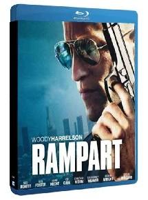 La Copertina Di Rampart Blu Ray 296510
