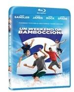 La Copertina Di Un Weekend Da Bamboccioni 2 Blu Ray 296467
