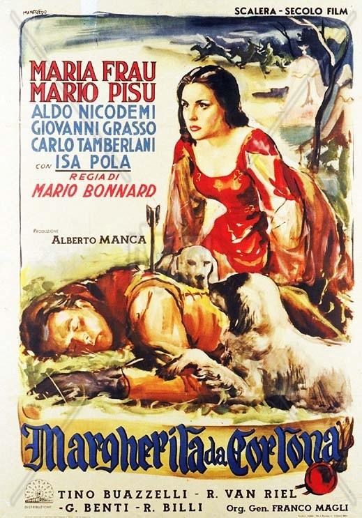 Margherita Da Cortona La Locandina Del Film 296529