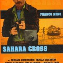 Sahara Cross: la locandina del film