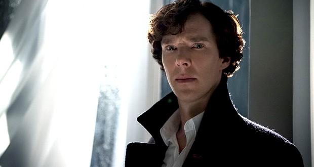 Sherlock: Benedict Cumberbatch nell'episodio His Last Vow della terza stagione