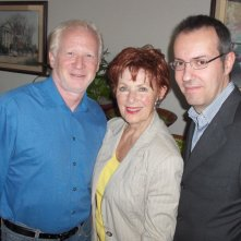 Happy Days: il presidente del fan club, Giuseppe Ganelli, con Don Most e Marion Ross a Milwakee nel 2008