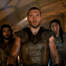 I, Frankenstein: Jai Courtney è Gideon in una scena del film