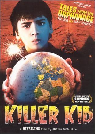 Killer Kid La Locandina Del Film 296702