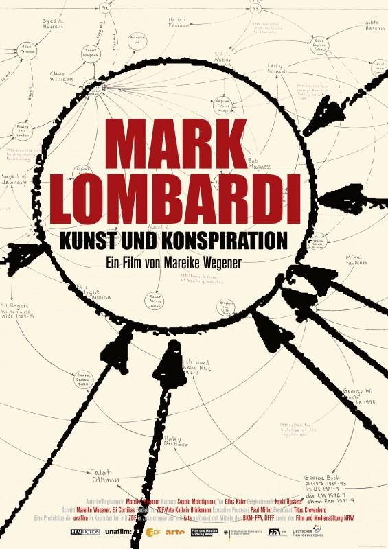 Mark Lombardi Atti Di Arte E Cospirazione La Locandina Del Film 296715