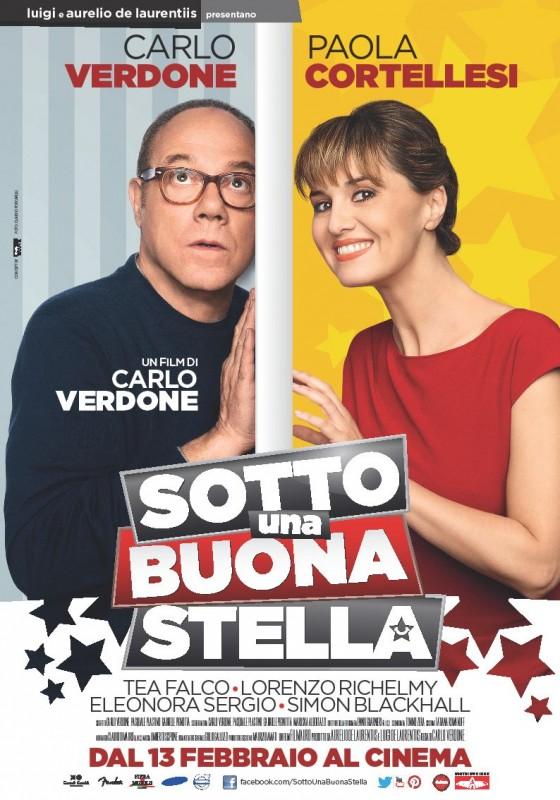 Sotto Una Buona Stella La Locandina Del Film 296637