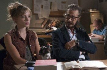 Tutta colpa di Freud: Laura Adriani e Marco Giallini in una scena