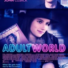 Adult World: la locandina del film