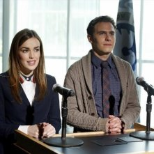 Agents of S.H.I.E.L.D.: Iain De Caestecker ed Elizabeth Henstridge nell'episodio Seeds