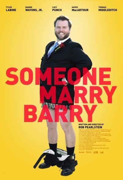 Someone Marry Barry La Locandina Del Film 296743