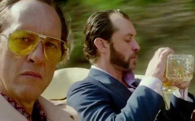 Trailer 2 - Dom Hemingway