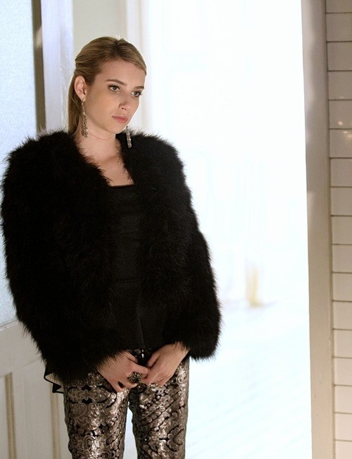Emma Roberts In Protect The Coven 11Esimo Episodio Della Terza Stagione Di American Horror Story 296847