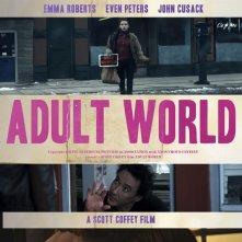 Adult World: la nuova locandina del film