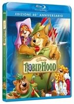 La Copertina Di Robin Hood Edizione 40 Anniversario Blu Ray 296870