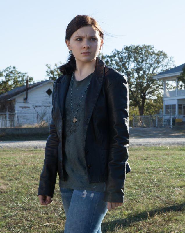 Abigail Breslin In Una Scena De I Segreti Di Osage County 297002