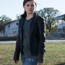 Abigail Breslin in una scena de I segreti di Osage County