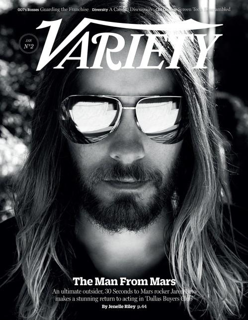 Jared Leto Sulla Cover Di Variety Gennaio 2014 296929