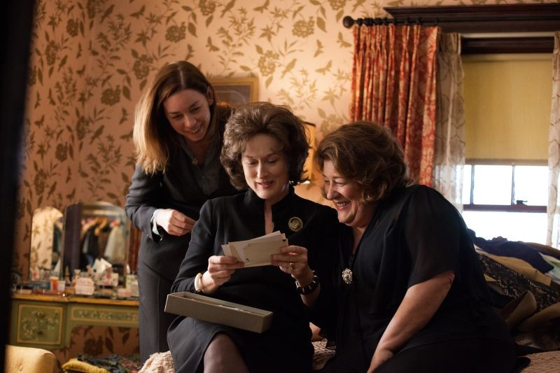 Meryl Streep In Una Scena De I Segreti Di Osage County Con Margo Martindale E Julianne Nicholson 297000