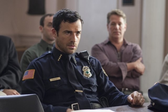 The Leftovers: Justin Theroux in una scena della serie