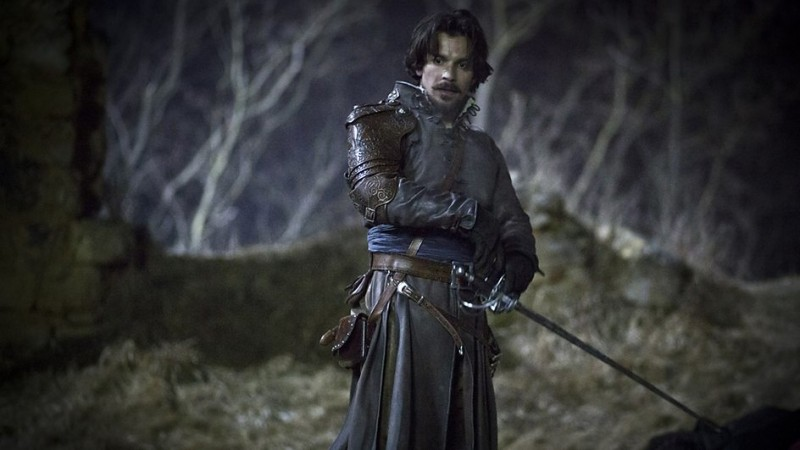 The Musketeers Santiago Cabrera In Un Immagine Del Primo Episodio Della Serie 296920