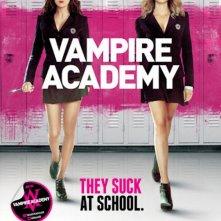 Vampire Academy: Blood Sisters - La locandina