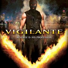 Vigilante: la locandina del film