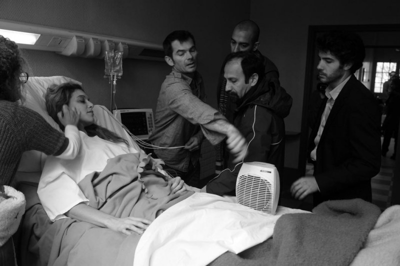 Il Passato Tahar Rahim Sul Set Del Film Con Asghar Farhadi 297091