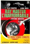 Ray Master l'inafferrabile: la locandina del film