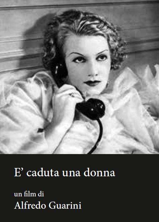 E Caduta Una Donna La Locandina Del Film 297211