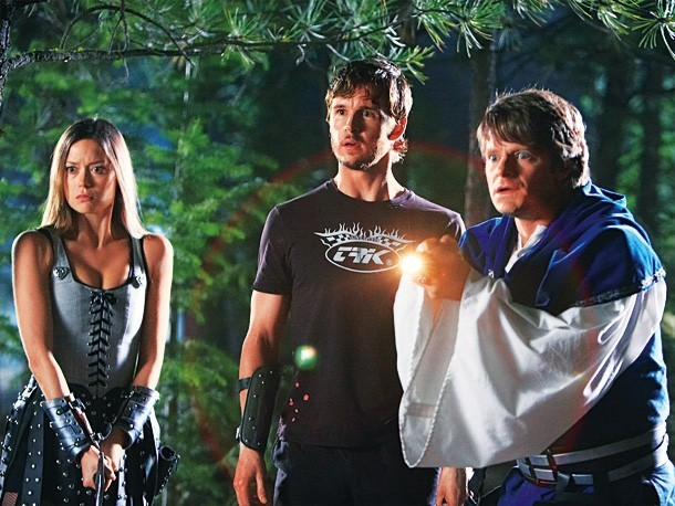 Knight Of Badassdom Summer Glau E Ryan Kwanten In Una Scena Con Steve Zahn 297159