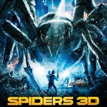 Spiders 3D: la locandina italiana
