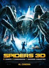 Spiders 3D in streaming & download