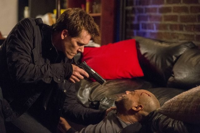 The Following: Kevin Bacon nell'episodio Resurrection
