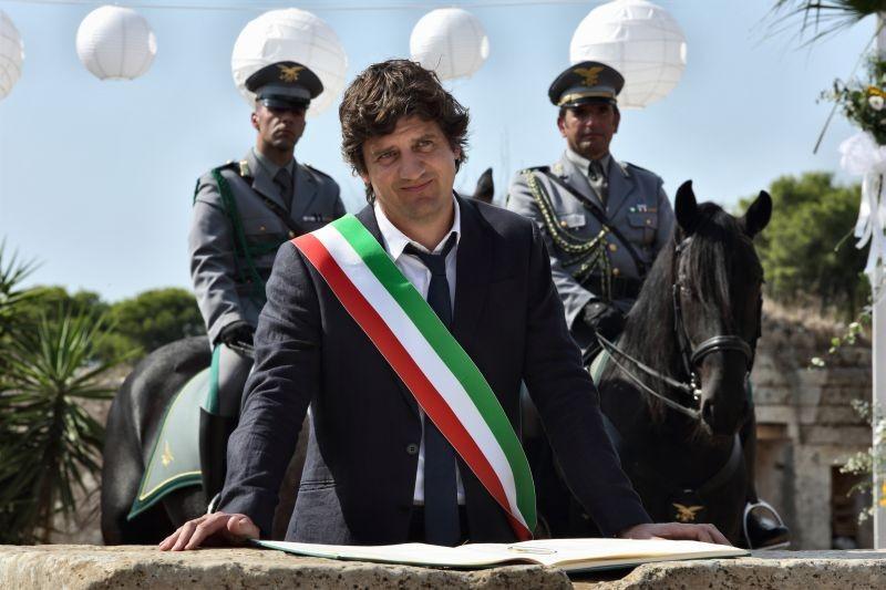 Una Donna Per Amica Fabio De Luigi In Una Scena 297191