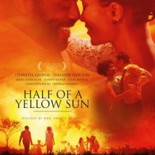Half Of A Yellow Sun: la locandina del film