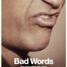 Bad Words: la locandina del film