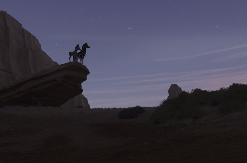 Khumba Una Bella Immagine Notturna Tratta Dal Film D Animazione 297300