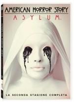 La copertina di American Horror Story - Stagione 2 (dvd)