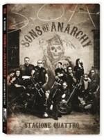 La Copertina Di Sons Of Anarchy Stagione 4 Dvd 297302