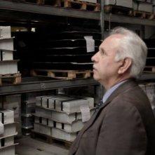 Solving: l'imprenditore Salvatore Mignano in una scena del film